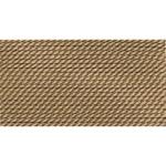BDC-120.10 GRIFFIN BEIGE NYLON BEAD CORD #10 Eurotool