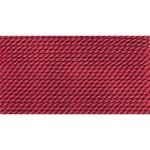 BDC-236.03/10  GRIFFIN GARNET SILK BEAD CORD #3- Special 10 Pack- Eurotool