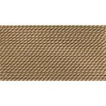 BDC-244.06 GRIFFIN JADE GREEN SILK BEAD CORD #6 Eurotool