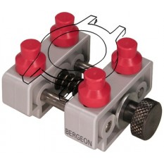 MH5090 Bergeon Vice for Waterproof Watches--Swiss--ONE in stock, save 25%!