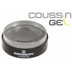 CO5395-55N New! Case Cushion with gel- Black-Swiss- Bergeon