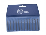 BR530 Round Bur Assortment- 12 pieces--Eurotool