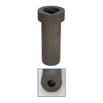 KC13994 30 oz. Graphite Crucible for Kerr Mini Melting Furnace- Grobet # 22.216