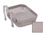 CL6501 UNIVERSAL CLEANING BASKET - FINE MESH-Eurotool CLN-650.10