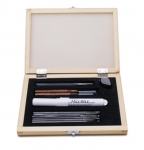 CVR-105.00  Deluxe Wax carving Set from Eurotool-Special Order