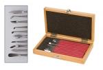 CA220.00 Ten Piece Carver Set-- from Eurotool #CVR-220.00