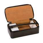 DI130 Leather Parcel Box for Stones & Diamonds--Eurotool- DIA-130.00