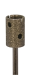 DT5100 10MM Diamond Coated Core Drill- 3MM SHANK-Eurotool # DIB-510.00