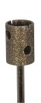 DT5110 11MM Diamond Coated Core Drill- 3MM SHANK-Eurotool # DIB-511.00