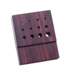 DRA-120.00 Rosewood Drawplate from Eurotool