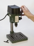 DR300 Benchtop Miniature Drill Press- Eurotool- DRL-300.00