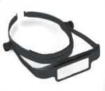 EL795 Optisight Magnifying Visor-Black-Eurotool #ELP-540.00