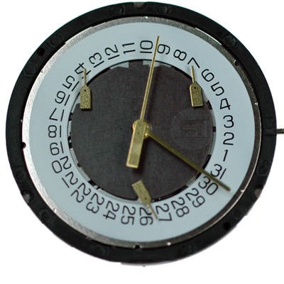 ETA G10.71A Quartz Watch Movement- Date @ 4