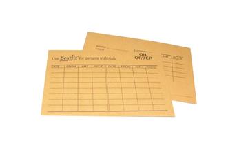 EV610140 Stock Control Envelopes  Box of 500