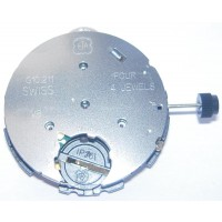 ETA G10.211/212 Quartz Watch Movement- Date @ 4