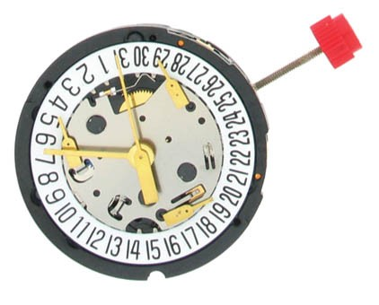 ETA G15.211/6 Quartz Watch Movement- Date @ 6