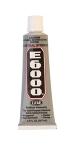 CE600 E- 6000 GLUE - 3.7 OZ-Eurotool GLU-600.00