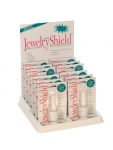 JS777/12 Jewelry Shield 1/2 oz Bottles-12 pc with Display-for resale- Eurotool JWL-182.00