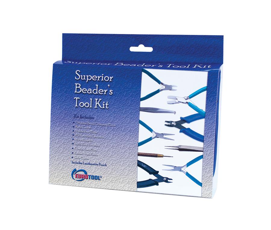 BD405.09 Superior Beader's Tool Kit