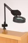 LM2503 Magnifier Lamp- Black- Eurotool # LMP-100.20