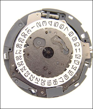 Miyota 0S60 Quartz Watch Movement