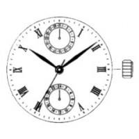 MIY6P23 Miyota Quartz Watch Movement