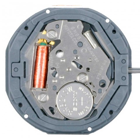 MIY6M17 Miyota Quartz Watch Movement