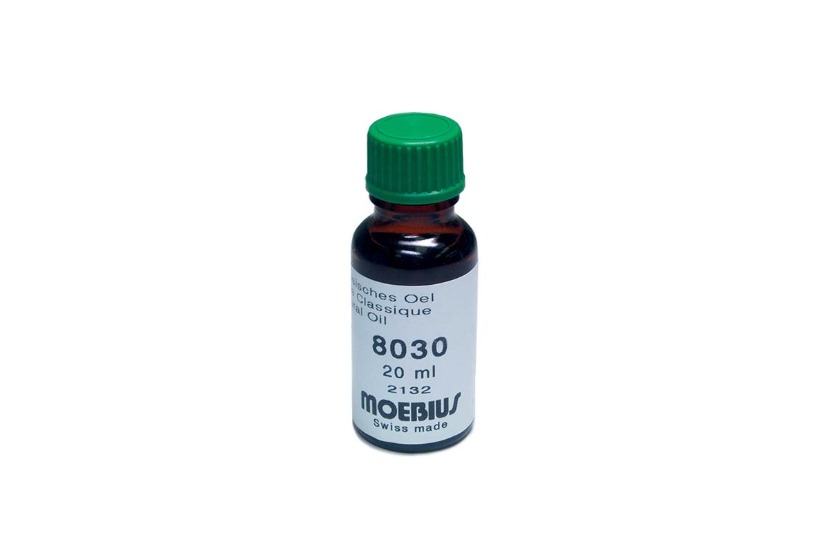 OL203 Moebius Clock Oil #3 -20 Mil- #8030 Grobet #OL42360
