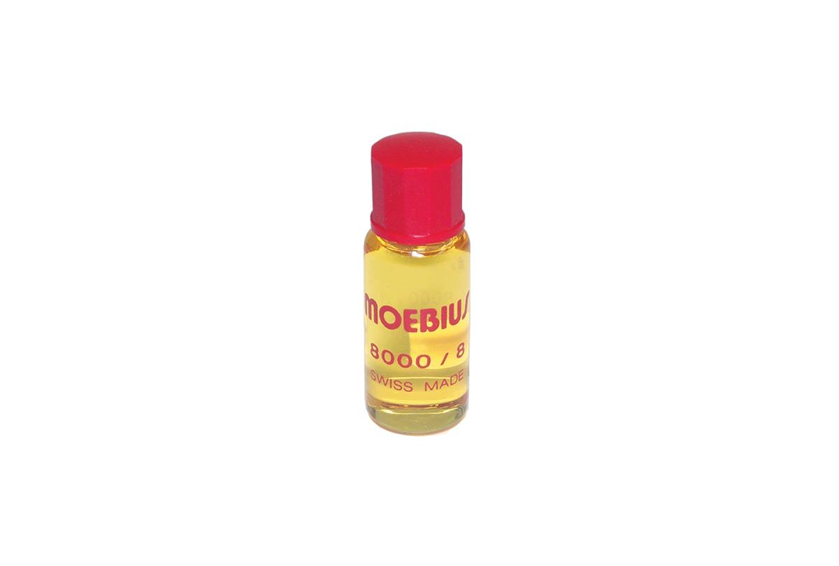 OL200 Moebius Watch Oil- 8 Mil- #8000/8 Grobet #OL42364