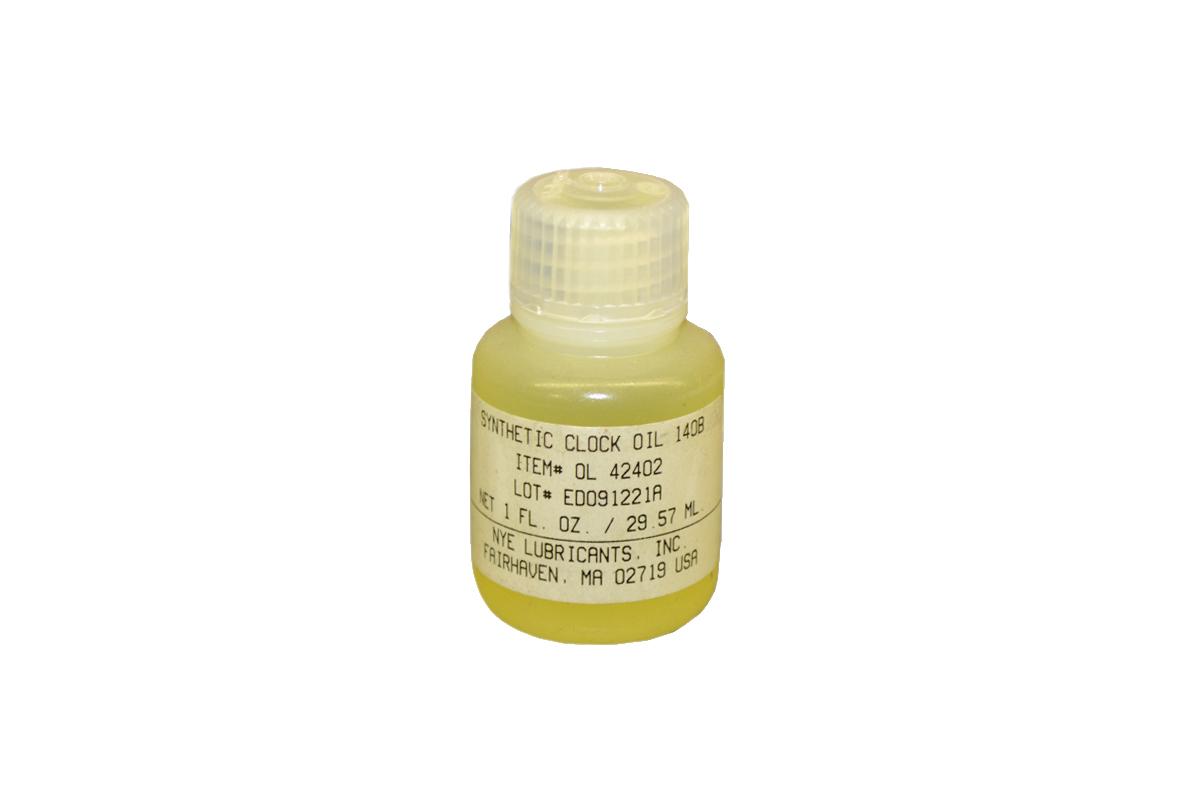 OL402 Nye's Clock Oil-Synthetic-1 oz-Grobet OL42402
