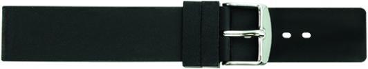 S1400.1 Silicon Sport Band Black 14 & 18mm Alpine New!