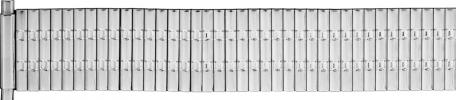 S1517 Metal Watchband Silver Expansion 16-22mm Alpine