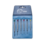SD260 Deluxe Fixed Blade Screwdriver Set- Eurotool SCR-260.00