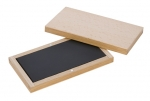TS722 Large Natural Test Stone in Protective Wooden Box- Eurotool STN-722.00