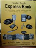 TCS BK2009 Twin City Supply Express Book