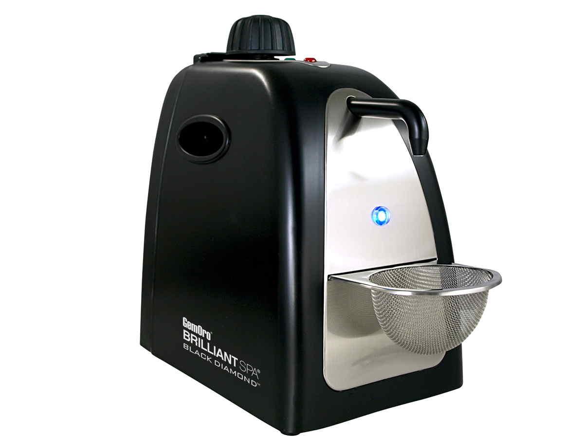 CL0362 GemOro Deluxe Brilliant Spa--Black Diamond-Perfect for resale!