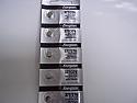 BATMD377/376 Energizer MUlti Drain Watch Batteries